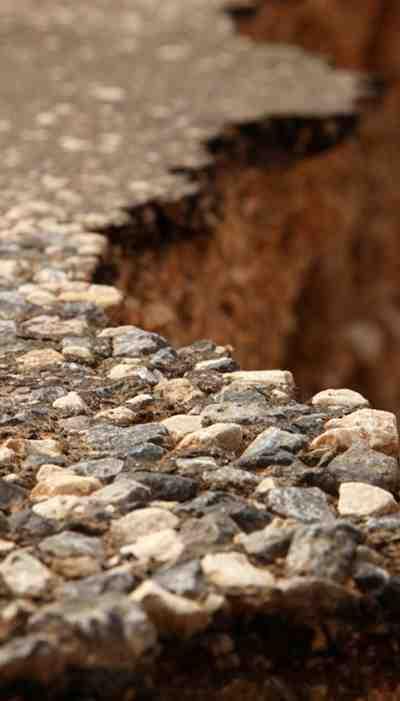 Landslides & Subsidence